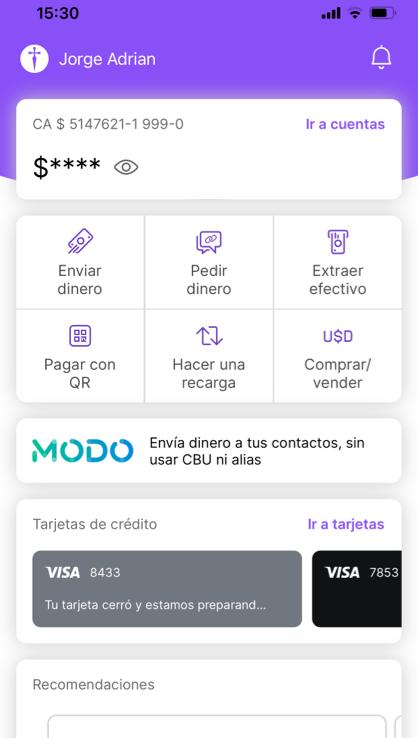 Galicia MOVE mobile app